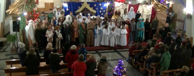Serdecznie zapraszamy na Misterium o Bożym Narodzeniu, które będzie miało miejsce w kościele w Pasierbcu – 29.01.2017 r. o godz. 17.00.